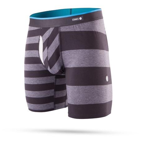 Stance Mariner 17 Boxer Shorts - Grey