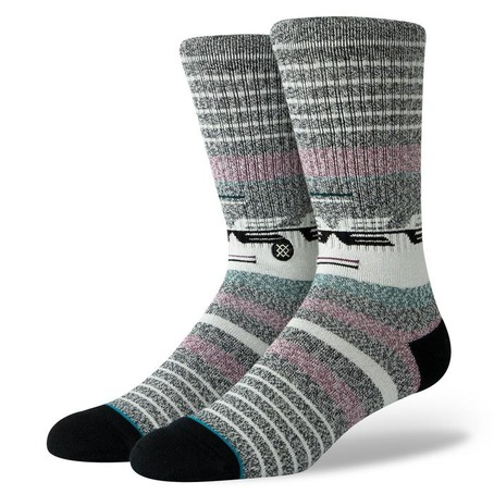STANCE NAMBUNG SOCKS - BLACK