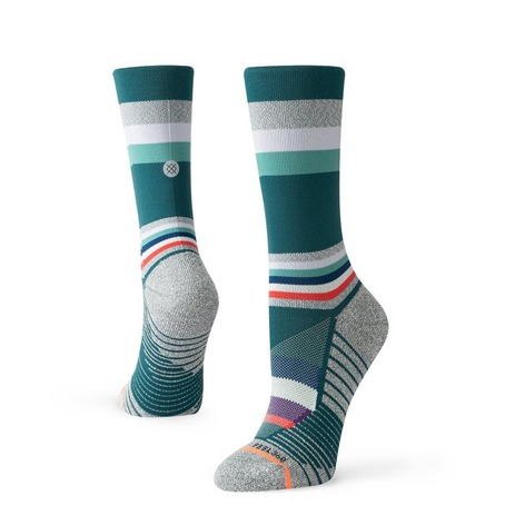 Stance Shelby Crew WM Bike Socks - Deep Teal