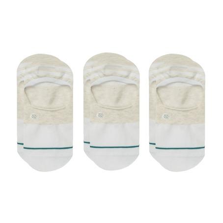 Stance Gamut Socks - White - 3 Pack