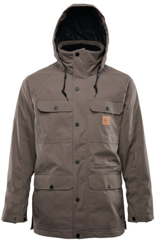 Thirty Two Ashland Jacket - Ash