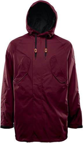 Thirty Two Deep Creek Jacket - Burgundy