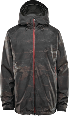 Thirty Two Delta Jacket - Brown/Camo