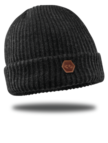 Thirty Two Furnace Beanie - Carbon