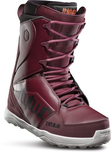 Thirty Two Lashed Snowboard Boot - Maroon
