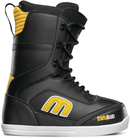 Thirty Two Lo Cut Snowboard Boots - Black