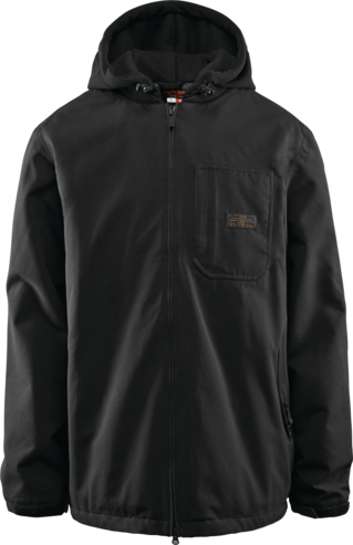 Thirty Two Merchant Jacket - Black