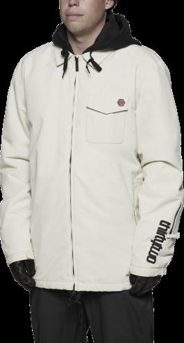Thirty Two Merchant Jacket - Dirty White