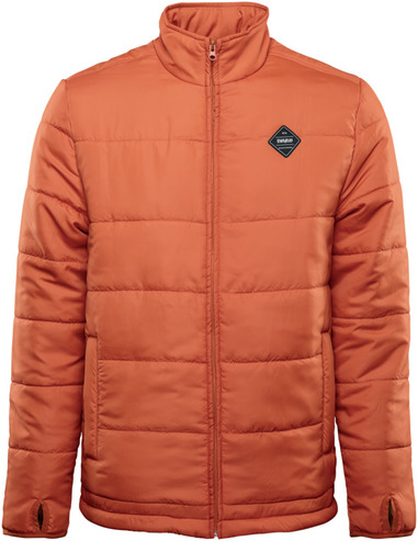 Thirty Two Metcalf Insulator Jacket - Burnt Orange