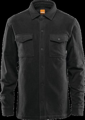 Thirty Two Rest Stop Fleece Shirt - Black