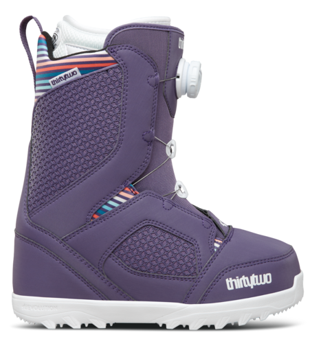 Thirty Two STW Boa Womens Boot - Purple