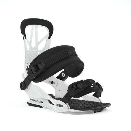 Union Flite Pro Snowboard Binding 2020 - White