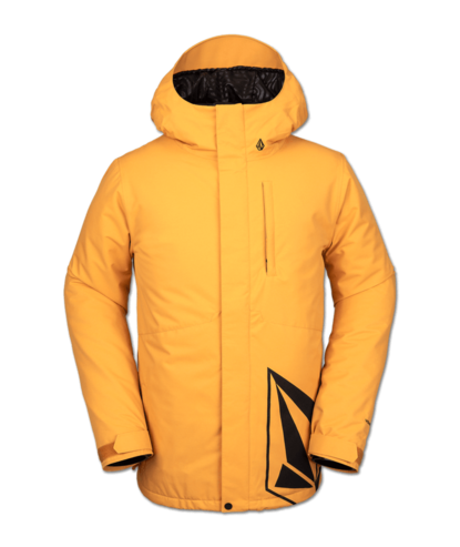 Volcom 17Forty Insulated Jacket - Resin Gold