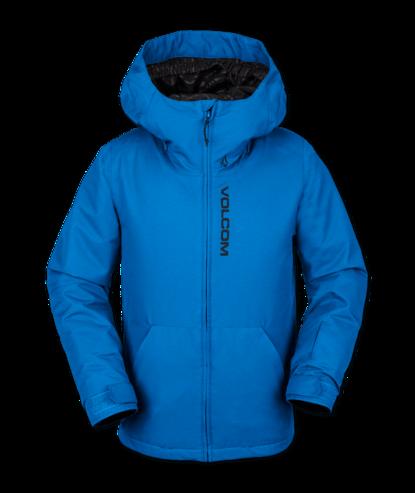 Volcom Big Boys Vernon Insulated Jacket - Blue