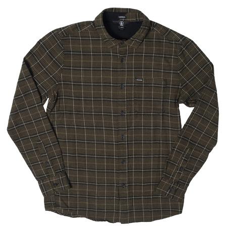 Volcom Brodus Shirt - Military