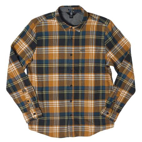 Volcom Caden Shirt - Caramel