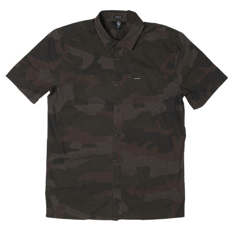 Volcom Clutch Shirt - Army