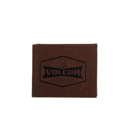 Volcom Draft Wallet - Brown