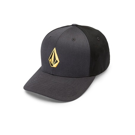 Volcom Full Stone XFit Cap - Dirt Gold