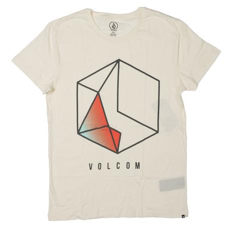 Volcom Geostone T-Shirt - Egg White