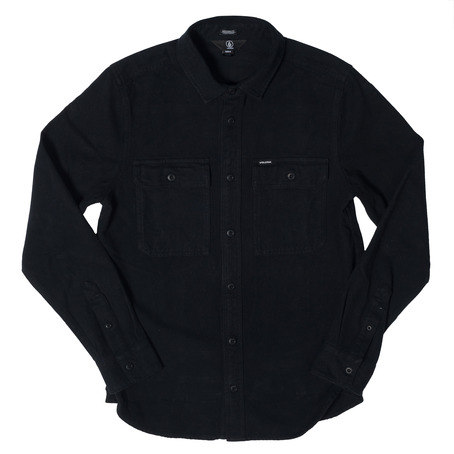 Volcom Ketil Shirt - Black