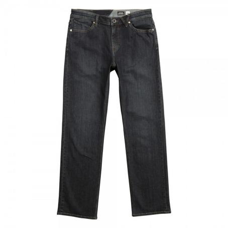 Volcom Kinkade Denim Jeans - Vintage Blue