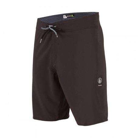 Volcom Lido Solid Boardshort - Black