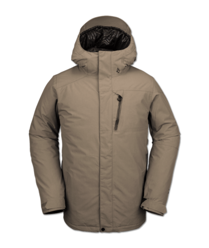 Volcom L Insulated Gore-Tex Jacket - Teak
