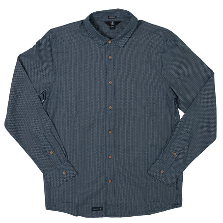 Volcom Neutra Shirt - Navy