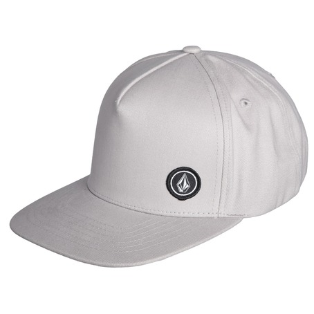 Volcom Single Stone Cap - Heather Grey