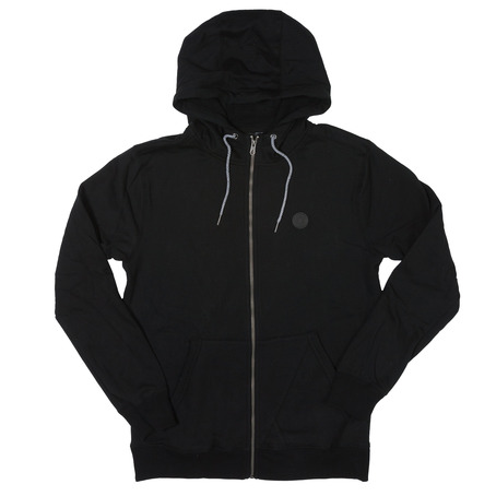Volcom Single Stone Zip Hood - Black