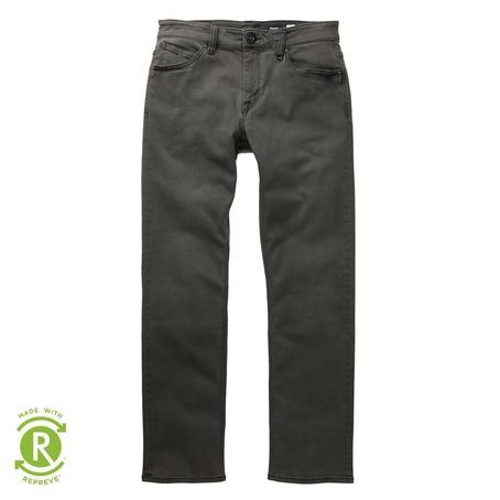 Volcom Solver Denim Jeans - Lead