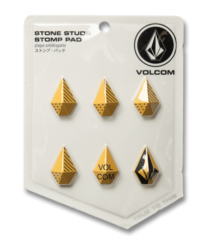 Volcom Stone Studs Stomp - Yellow