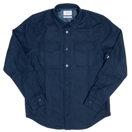 Volcom Tellurium Shirt - Indigo