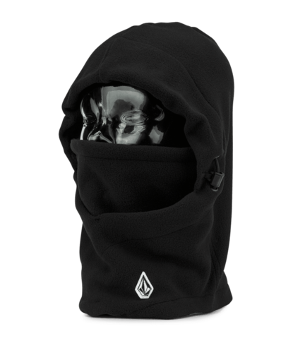 VOLCOM TRAVELIN HOOD THINGY - BLACK