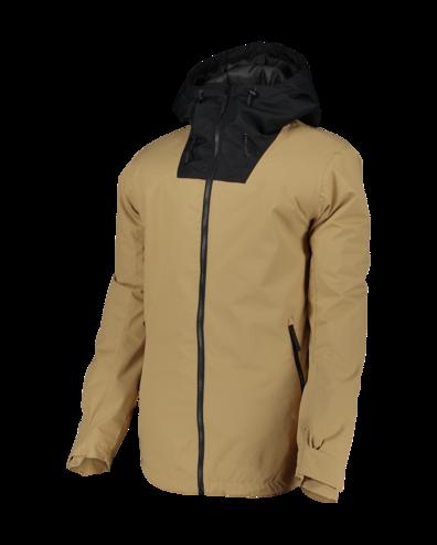 Wear Colour Block Jacket - Sand
