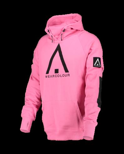 Wear Colour Bowl Hood - Post It Pink