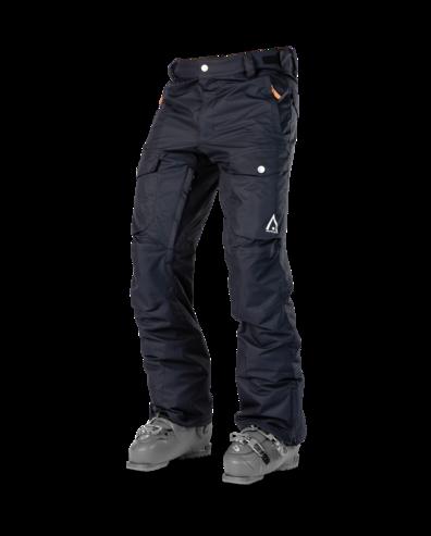 Wear Colour Shadow Pant - Black
