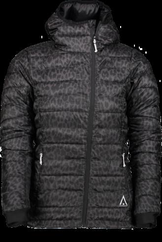 Wear Colour Cub Jacket - Black Leopard