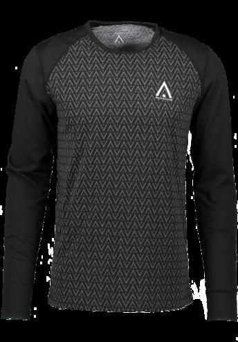 Wear Colour Guard Jersey - Black Herringbone