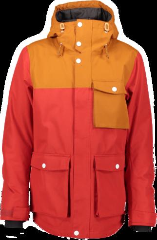 Wear Colour Horizon Jacket - Falu Red