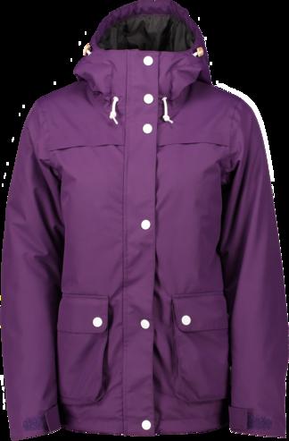 Wear Colour Ida Jacket - Grape