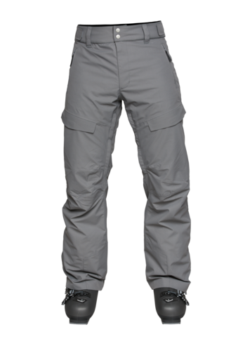Wear Colour Tilt Pant - Grey