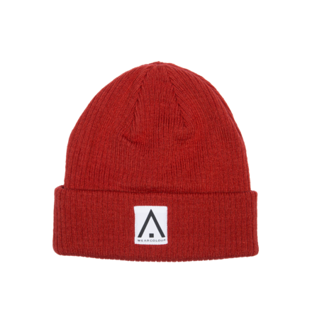 Wear Colour Y Beanie - Red
