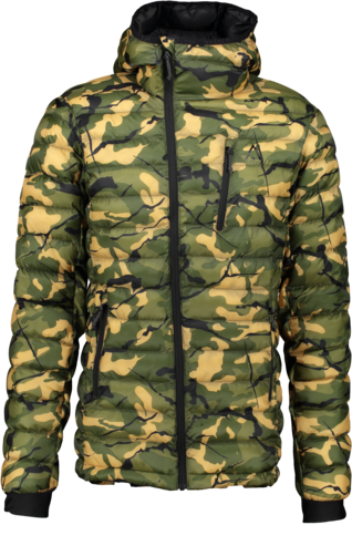 Wear Colour Zest Jacket - Forest