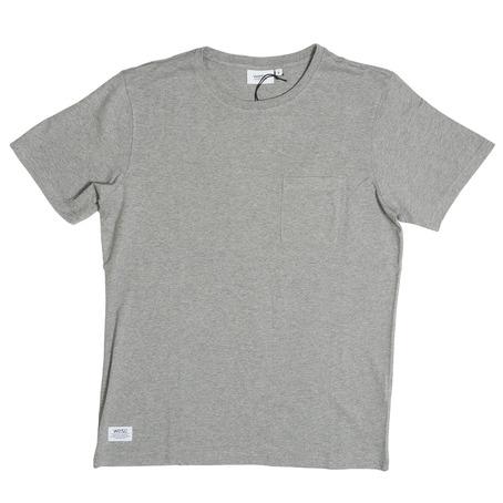 WeSC Banji T-Shirt - Grey Melange