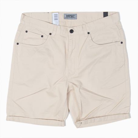 WESC Conway Shorts - Ash - WESC Shorts