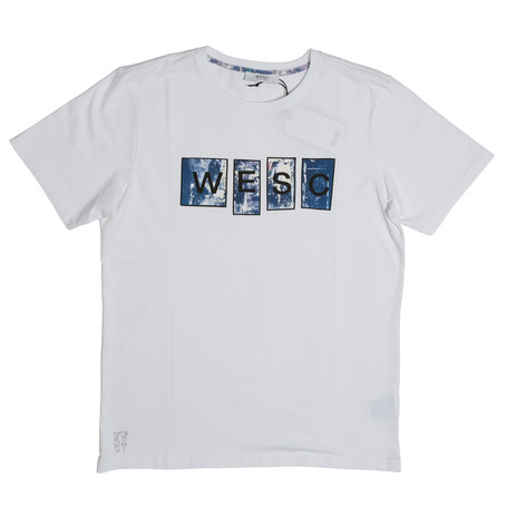 WeSC Deep T-Shirt - White