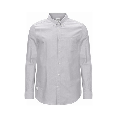 WESC Oden Shirt - Neutral Grey