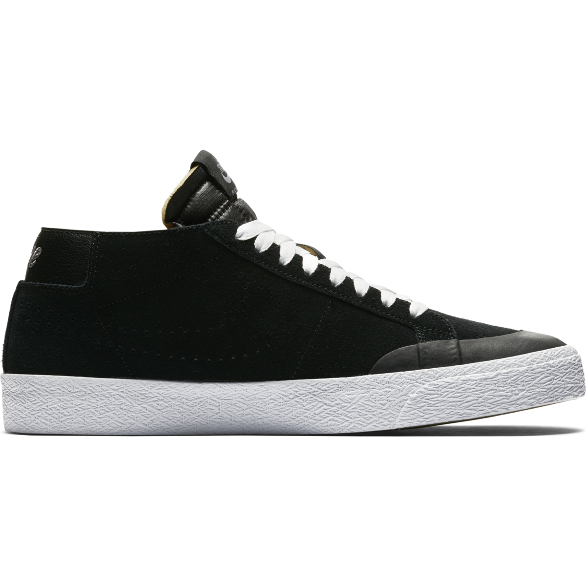 on sale d4395 08247 Nike SB Blazer Chukka XT - Black/Gunsmoke